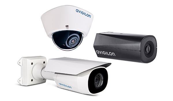 Avigilon security camera, video surveillance camera, video surveillance technology